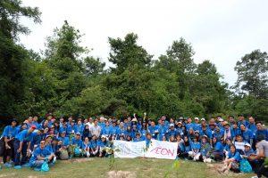 """Sinh viên ĐHQGHN với chủ đề """"Xây dựng hòa bình bền vững"""" tại ASEP 2019"""